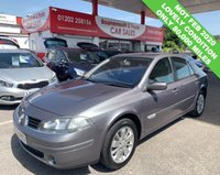 USED 2007 56 RENAULT LAGUNA 2.0 EXPRESSION 16V 5d 135 BHP *ONLY 80,000 MILES