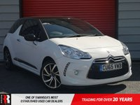 USED 2015 65 DS DS 3 1.6 BLUEHDI DSTYLE NAV S/S 3d 98 BHP Sports Suspension