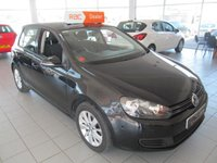 USED 2012 12 VOLKSWAGEN GOLF 1.6 MATCH TDI BLUEMOTION TECHNOLOGY DSG 5d AUTO 103 BHP