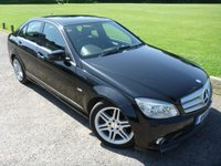 2011 MERCEDES-BENZ C CLASS 2.1 C220 CDI BLUEEFFICIENCY SPORT 4d AUTO 170 BHP £6990.00