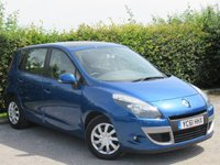 USED 2011 61 RENAULT SCENIC 1.5 EXPRESSION DCI 5d *  FRONT AND REAR SUNROOF * ECONOMICAL * 6 SPEED GEARBOX *