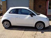 2010 FIAT 500 1.2 POP 3d 69 BHP £3350.00