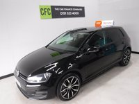 USED 2015 15 VOLKSWAGEN GOLF 2.0 MATCH TDI BLUEMOTION TECHNOLOGY DSG 5d AUTO 148 BHP ONE OWNER WITH  DEALER HISTORY # BUY FOR ONLY 27 A W/K FINANCE