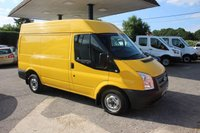 2013 FORD TRANSIT 2.2 260 1d 99 BHP YELLOW NO VAT TO PAY !! £6995.00