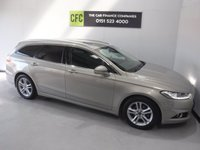 USED 2015 15 FORD MONDEO 2.0 TITANIUM TDCI 5d 177 BHP **High spec**Low miles**One owner**