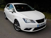 2015 SEAT IBIZA 1.2 TSI I-TECH 5d 104 BHP £5650.00