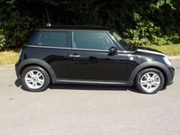 USED 2012 62 MINI HATCH COOPER 1.6 COOPER 3d 122 BHP