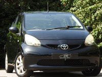 USED 2006 56 TOYOTA AYGO 1.0 BLACK VVT-I 3d 69 BHP DRIVES SUPERB P/X TO CLEAR
