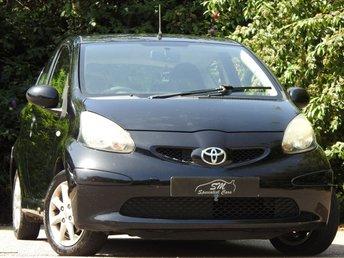 2006 TOYOTA AYGO 1.0 BLACK VVT-I 3d 69 BHP £990.00