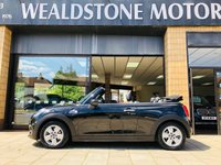 USED 2016 16 MINI CONVERTIBLE 1.5 COOPER 2d AUTO 134 BHP
