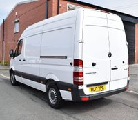 USED 2017 17 MERCEDES-BENZ SPRINTER 2.1 314 CDI Mwb High Roof 140 BHP