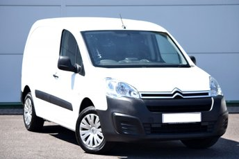 2016 CITROEN BERLINGO 1.6 625 ENTERPRISE L1 HDI 1d 74 BHP £6450.00