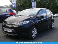 USED 2010 10 FORD FIESTA 1.2 EDGE 5d 81 BHP AT OUR TWEEDBANK SITE