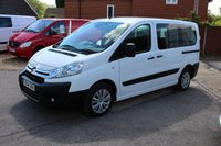 2014 CITROEN DISPATCH 2.0 COMBI L1H1 HDI SX 5d 126 BHP 9 SEATS £8995.00
