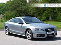 2010 AUDI A5 2.0 TFSI S LINE SPECIAL EDITION 2d 178 BHP £SOLD