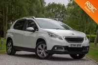 USED 2014 K PEUGEOT 2008 1.2 ACTIVE 5d 82 BHP £0 DEPOSIT BUY NOW PAY LATER - FULL S/H -  MOT UNTIL JUNE 2020