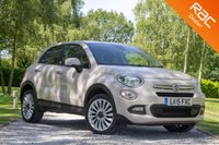 USED 2015 15 FIAT 500X 1.4 MULTIAIR POP STAR 5d 140 BHP £0 DEPOSIT BUY NOW PAY LATER - 1 OWNER - FIAT SERVICE HISTORY
