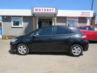 USED 2011 61 TOYOTA AURIS 1.8 T4 5DR AUTOMATIC 99 BHP +++AUGUST SALE NOW ON+++