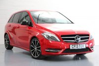 USED 2013 13 MERCEDES-BENZ B CLASS 1.5 B180 CDI Sport 5dr LEATHER + REAR CAMERA + CRUISE