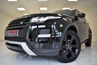 USED 2014 14 LAND ROVER RANGE ROVER EVOQUE 2.2 SD4 DYNAMIC 5 DOOR 190 BHP