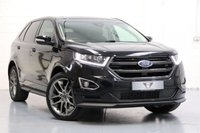 USED 2017 17 FORD EDGE 2.0 TDCi Sport Powershift AWD (s/s) 5dr 1 LADY OWNER+FULLY LOADED +FSH