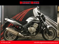 USED 2009 59 HONDA CBF600 599cc CBF 600 N-8