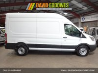 "USED 2016 16 FORD TRANSIT 2.2 350 H/R P/V 125 BHP L3 H3 LWB HI ROOF VAN ""YOU'RE IN SAFE HANDS"" - AA DEALER PROMISE"