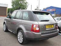 USED 2008 58 LAND ROVER RANGE ROVER SPORT 3.6 TDV8 SPORT HSE 5d AUTO 269 BHP FULL SERVICE HISTORY ( SEE IMAGES )