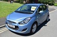 2012 HYUNDAI IX20 1.6 ACTIVE CRDI 5d 113 BHP £4999.00