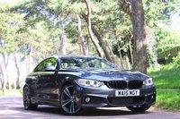2015 BMW 4 SERIES 2.0 428I M SPORT 2d AUTO 245 BHP £21495.00
