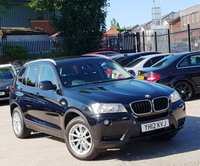 2012 BMW X3 2.0 XDRIVE20D SE 5d AUTO 181 BHP £10444.00