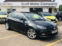 USED 2014 64 VAUXHALL ASTRA 1.6 Tech Line GT 5 door