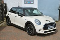 USED 2015 15 MINI HATCH COOPER 2.0 COOPER SD 5d 170 PEPPER WHITE  6 MONTHS RAC WARRANTY FREE + 12 MONTHS ROAD SIDE RECOVERY!