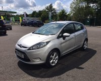 USED 2011 11 FORD FIESTA 1.25 EDGE THIS VEHICLE IS AT SITE 1 - TO VIEW CALL US ON 01903 892 224