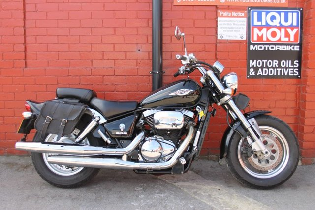 USED 2005 05 SUZUKI VZ 800 MARAUDER *3mth Warranty, Long Mot, Finance Available* Low Mileage, Nice Condition, Delivery Available