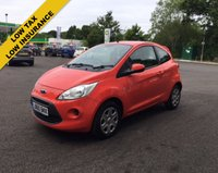 USED 2011 60 FORD KA 1.2 EDGE THIS VEHICLE IS AT SITE 1 - TO VIEW CALL US ON 01903 892224