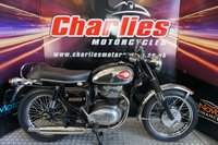 1967 BSA ALL MODELS 650cc Thunderbolt 650 £SOLD