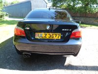 "USED 2007 07 BMW 5 SERIES 3.0 530D AC 4d AUTO 232 BHP 1 OWNER. EXCELLENT HISTORY. OVER 4K OF OPTIONS FITTED. PARKING SENSORS, FULL LEATHER. UPGRADE 19"" ALLOY WHEELS"