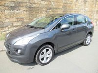 USED 2013 62 PEUGEOT 3008 1.6 HDI ACTIVE 5d 115 BHP