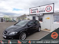 USED 2012 12 SEAT LEON 1.6 CR TDI SE COPA DSG 5 DOOR AUTO 103 BHP GOOD AND BAD CREDIT SPECIALISTS! APPLY TODAY!