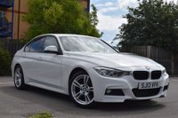 2013 BMW 3 SERIES 2.0 320I XDRIVE M SPORT 4d 181 BHP