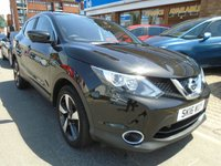 USED 2016 16 NISSAN QASHQAI 1.5 N-CONNECTA DCI 5d 108 BHP ULEZ EXEMPT 1 OWNER, 360 CAMERA