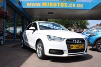 USED 2016 66 AUDI A1  1.4 SPORTBACK TFSI SPORT 5dr 123 BHP NEED FINANCE??? APPLY WITH US!!!