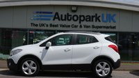 USED 2013 62 VAUXHALL MOKKA 1.4 EXCLUSIV S/S 5d 138 BHP LOW OR NO DEPOSIT FINANCE AVAILABLE.