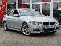 2017 BMW 3 SERIES 2.0 320D XDRIVE M SPORT 4d AUTO 188 BHP £17795.00