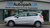 USED 2016 66 FORD FIESTA 1.5 ZETEC TDCI 5d 74 BHP LOW DEPOSIT OR NO DEPOSIT FINANCE AVAILABLE