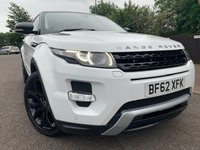 USED 2012 62 LAND ROVER RANGE ROVER EVOQUE 2.2 SD4 DYNAMIC 3d 190 BHP