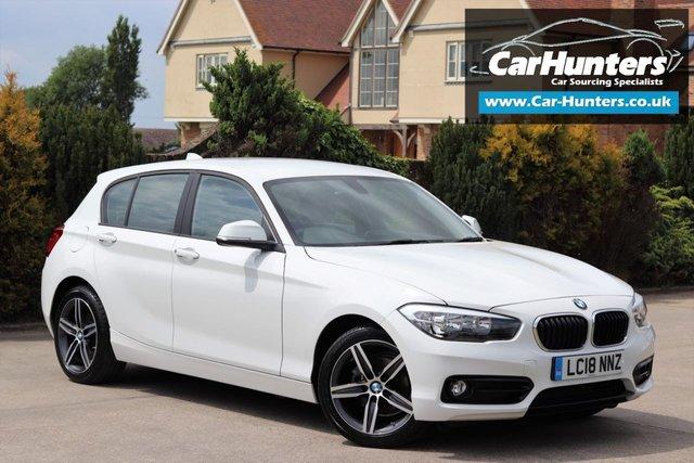 2018 18 BMW 1 SERIES 1.5 118I SPORT 5d 134 BHP