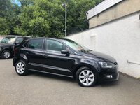 2013 VOLKSWAGEN POLO 1.2 MATCH EDITION TDI 5d 74 BHP £5495.00