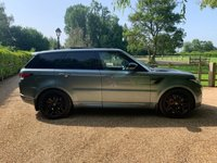 USED 2015 65 LAND ROVER RANGE ROVER SPORT 3.0 SDV6 AUTOBIOGRAPHY DYNAMIC 5d AUTO 306 BHP